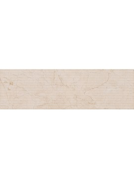 CREMA ROYALE Beige Line Decor 30x60